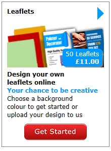 Design your own leaflets